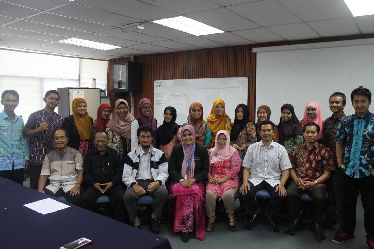 Shourt Course Training Seameo Recsam Penang Malaysia