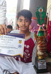 Prestasi Siswa BSS di Sirkuit Karate Antar Pelajar se-Malang Raya 2019