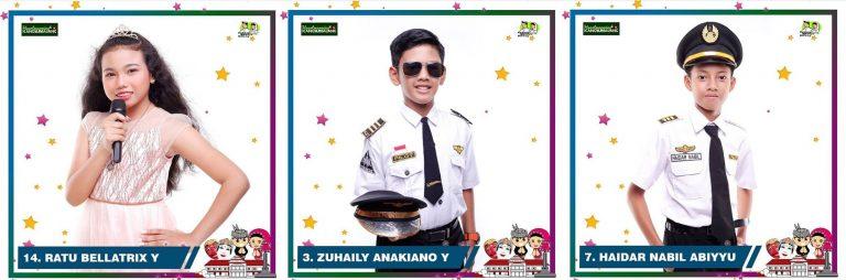 Siswa BSS Masuk Grand Final Kakang Mbakyu Cilik Kota Malang