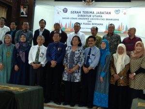 Serah Terima Jabatan Direktur Utama BUA 2019