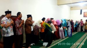 Silaturohmi dan Halal Bihalal Keluarga Besar BSS UB 1440 H