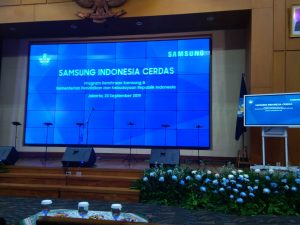 Dukungan BSS atas Kerjasama Samsung dan KEMENDIKBUD