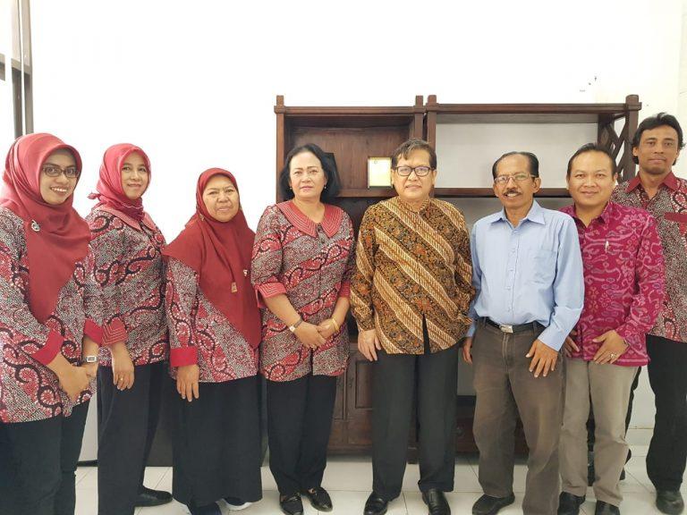 Kunjungan Kerja BPU UB ke BSS