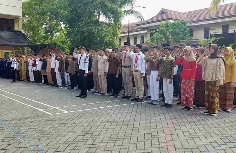 Peringatan Hari Pahlawan BSS UB 2019