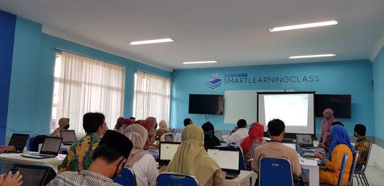 Workshop Persiapan Pengelolaan Kelas Digital di Masa Pandemi Covid-19