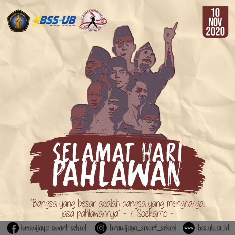 Dirgahayu Pahlawan Indonesia