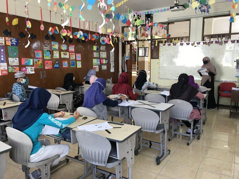 Persiapan Ujian Sekolah Kelas VI SD BSS